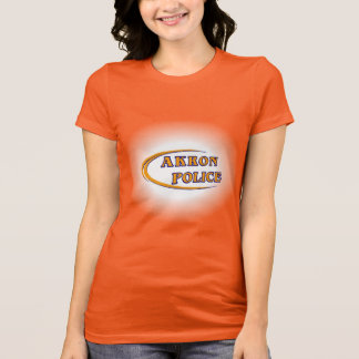 Akron Ohio Police Department Shirts. T-Shirt