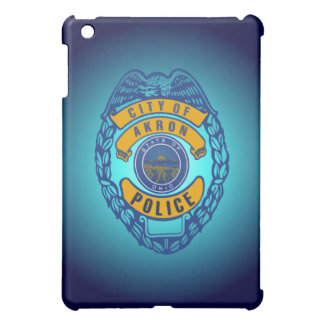 Akron Ohio Police I Pad Case. Cover For The iPad Mini