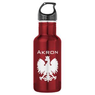 Akron Polska Water Bottle