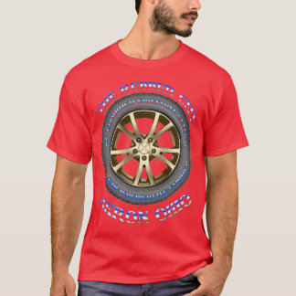 Akron Rubber City Shirt.. T-Shirt
