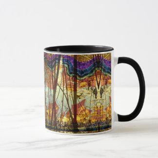 Akrotiri Art Mug