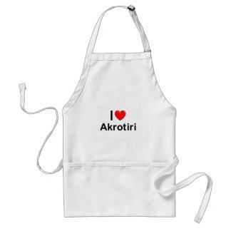 Akrotiri Standard Apron