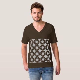 Aktina - / Men's American Apparel Fine V-neck T-Shirt