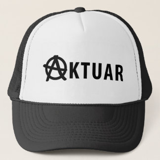 aktuar icon trucker hat