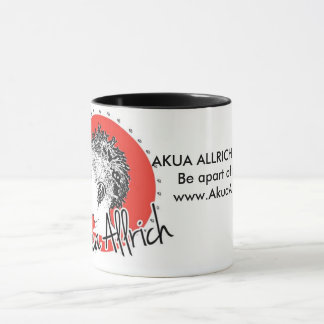 Akua & the tribe mug
