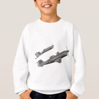 AL-81_Reed_Kinert_Aviation_Art_Album_Image_(149345 Sweatshirt