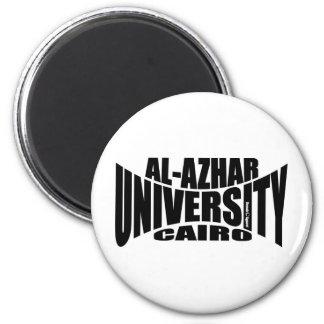 Al Azhar University 2 Inch Round Magnet