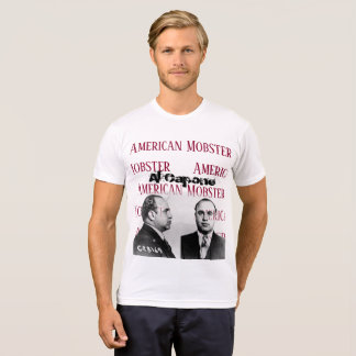 Al Capone American Mobster White T Shirt