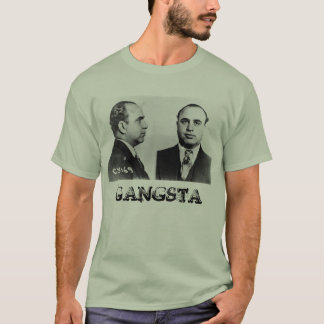 Al Capone GANGSTA T-Shirt