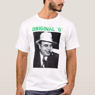 Al Capone - Original 'G' T-Shirt