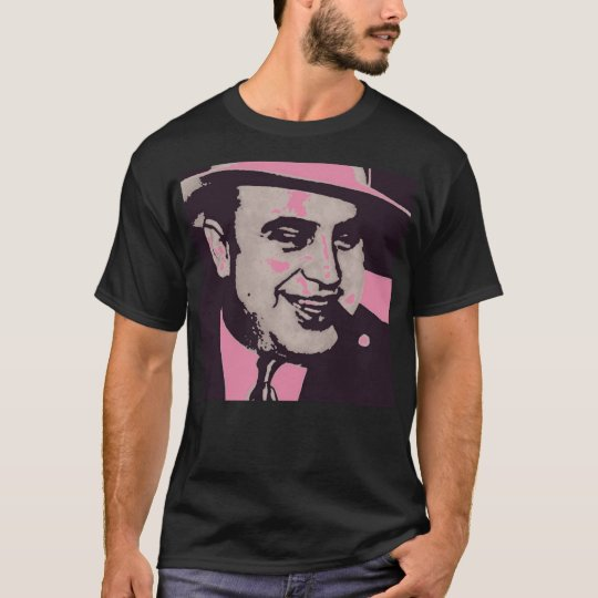 Al Capone Pop Art T-Shirt