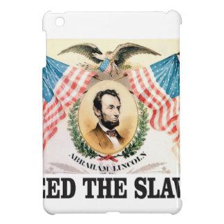 AL freed the slaves iPad Mini Covers