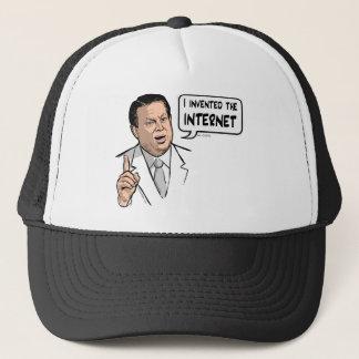 Al Gore, I invented the Internet Trucker Hat