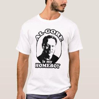 AL GORE IS MY HOMEBOY T-Shirt
