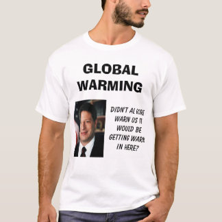 Al Gore, Re-Elect, Al Gore! T-Shirt