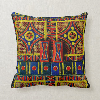 Al Musmak Door Throw Pillow
