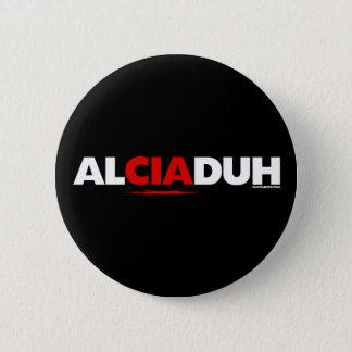 AL QAEDA 2 INCH ROUND BUTTON