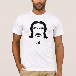 Al Swearengen Black Hirsute T-Shirt
