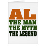 Al - the Man, the Myth, the Legend!