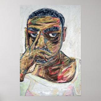 ala Egon Schiele Poster