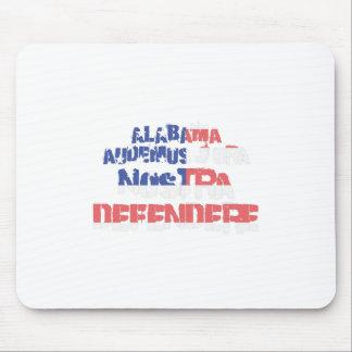 Alabama Audemus jura nostra defendere Mouse Pad