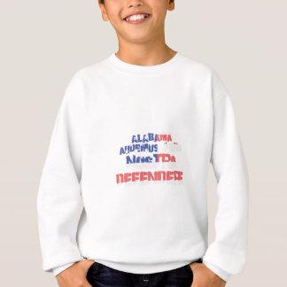 Alabama Audemus jura nostra defendere Sweatshirt