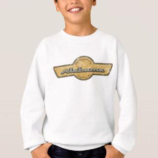 Alabama Banner Grunge Logo Sweatshirt