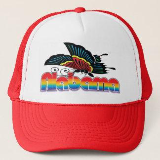 Alabama bauhaus swallowtail cap