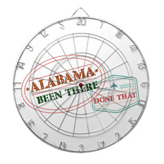Alabama Been There Done That Dartboard