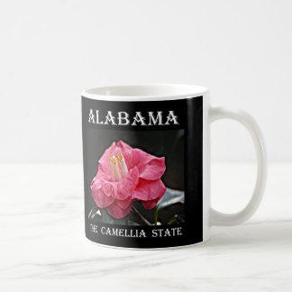 Alabama Camellia Coffee Mug