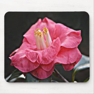 Alabama Camellia Mouse Pad