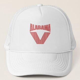 Alabama cap trucker hat