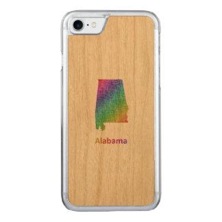 Alabama Carved iPhone 8/7 Case