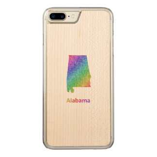 Alabama Carved iPhone 8 Plus/7 Plus Case