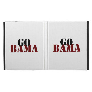 Alabama iPad Folio Cases