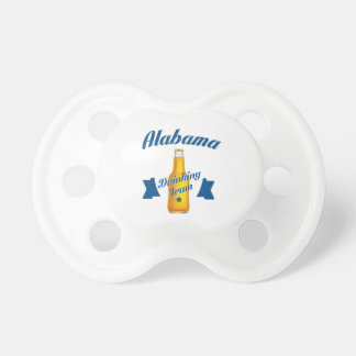 Alabama Drinking team Baby Pacifiers