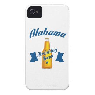 Alabama Drinking team Case-Mate iPhone 4 Case