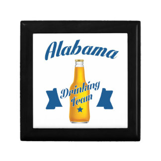Alabama Drinking team Gift Box