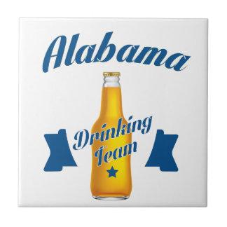 Alabama Drinking team Tiles