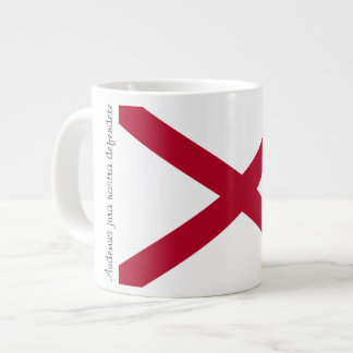 Alabama Flag and Motto Mug
