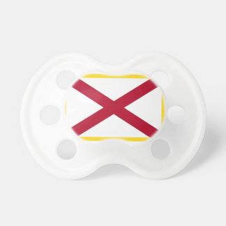 Alabama Flag Pacifier