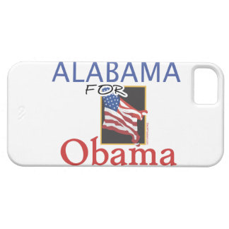 Alabama for Obama Election Case For The iPhone 5