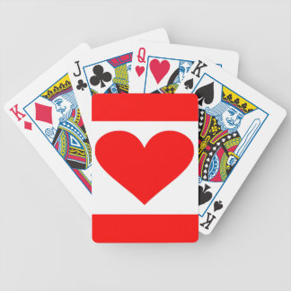 Alabama Heart of Dixie Bicycle Playing Cards