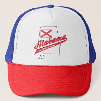 Alabama Heart of Dixie Trucker Hat