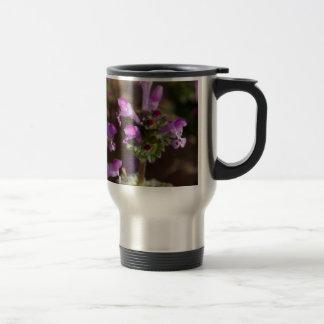 Alabama Henbit Deadnettle Wildflowers Travel Mug