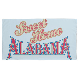 Alabama is Home Pillowcase
