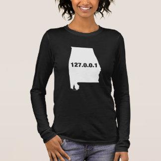 Alabama Is Home Programmer Long Sleeve T-Shirt