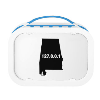 Alabama Is Home Programmer Lunch Box