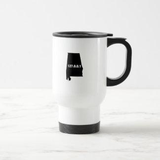 Alabama Is Home Programmer Travel Mug