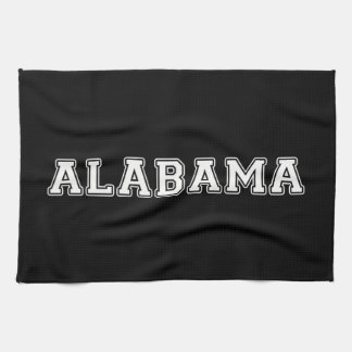 Alabama Kitchen Towel